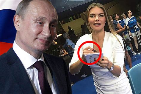 Russian president Vladimir Putin has got married? Alina ...