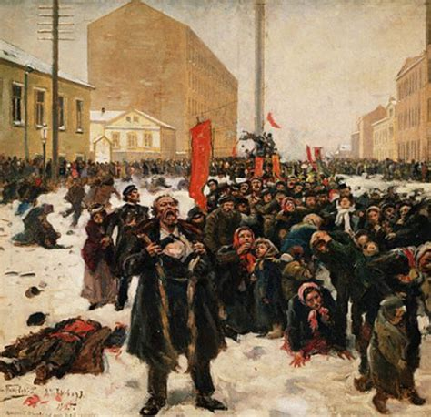 Russian Revolution timeline | Timetoast timelines