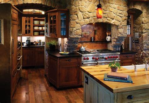 Rustic Kitchen Interior Design | Carters Kitchenion ...