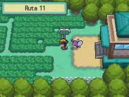 Ruta 11 » Guía Pokémon Oro Heart Gold/Plata Soul Silver ...