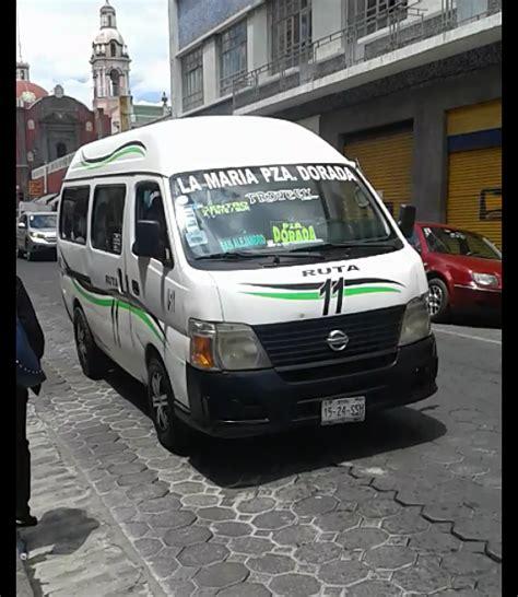 Ruta 11 ICT Xilotzingo Suburbia FOVI   rutadirecta.com