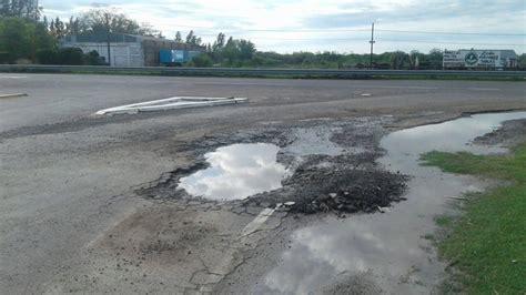 Ruta 11: Nación confirma que la reparación comenzará a ...