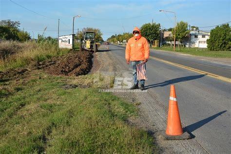 Ruta 11: Nación realiza obras de recuperación de la ...