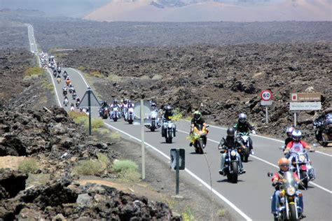 Ruta conjunta Kiowa Riders y Nómadas de Lanzarote ...