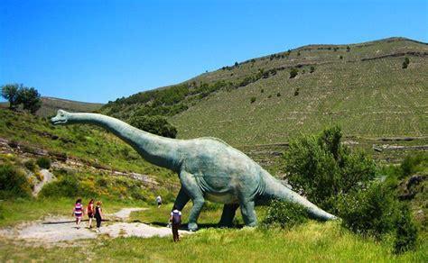 Ruta de los dinosaurios de Enciso   Meraki TV