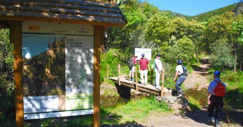 Ruta Senderismo en el Parque Nacional de Cabañeros ...