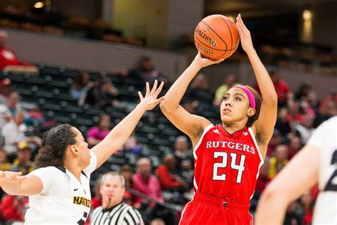 Rutgers Women's Basketball Earns 7 Seed & Will Play ...