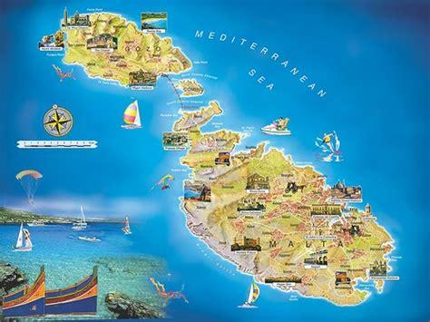 Ruth.Sahara Malta: GEOGRAFÍA
