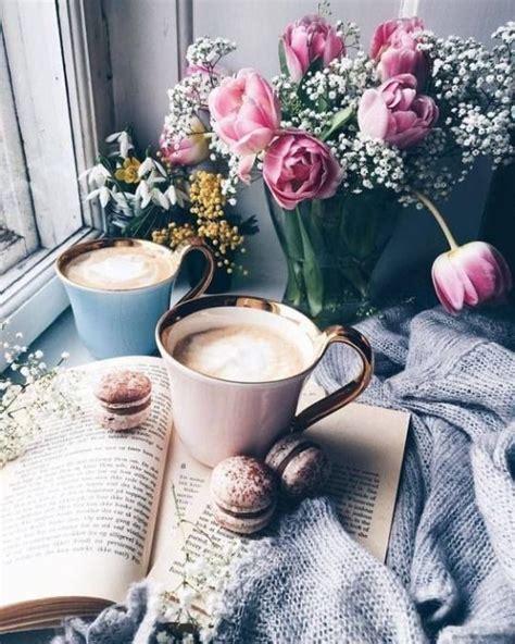 rutinas expres para ser más feliz | Flores y cafe, Amor de ...