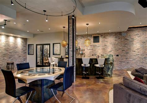 √ 7 Exquisite Basement Wall Ideas that Bring Good Vibes ...