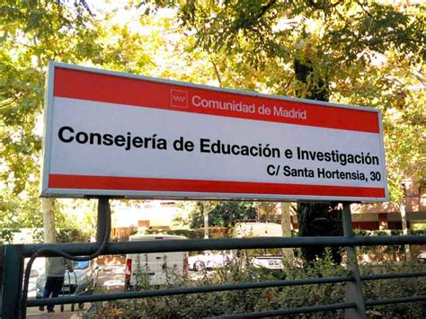 ᐅ Cómo Reclamar a Consejería de Educación de Madrid ️ ...