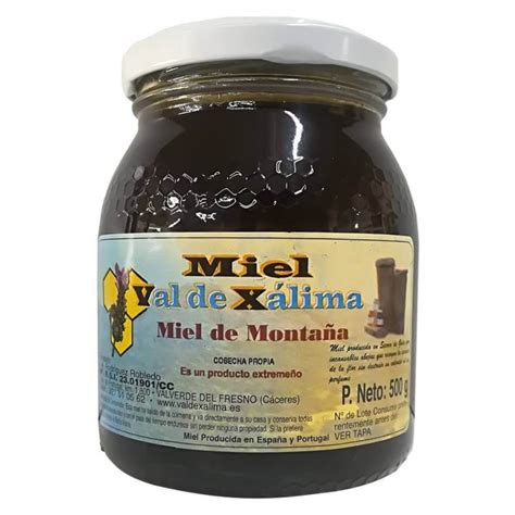 ≫ Comprar online miel natural pura de montaña Val de ...