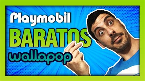 ️ COMPRAR Playmobil BARATOS en Wallapop   YouTube