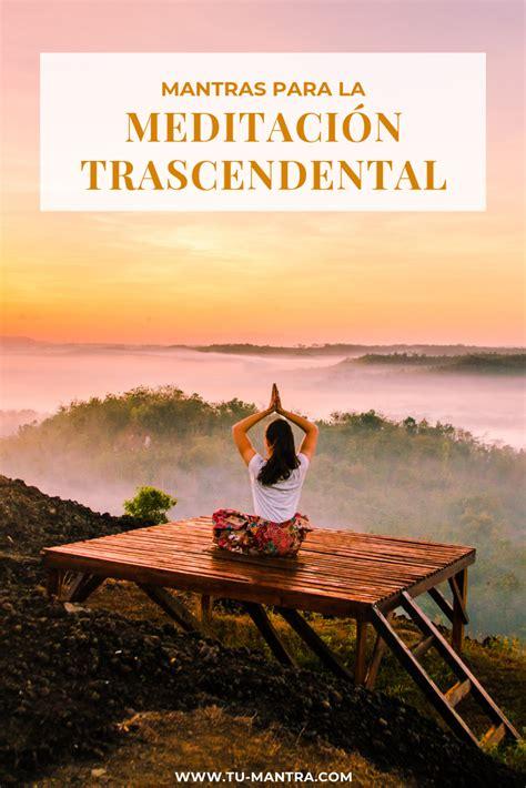 ॐ Los mejores mantras para meditacion trascendental ...