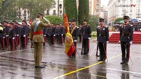 S.M. El Rey Felipe VI preside los actos del Día de la ...
