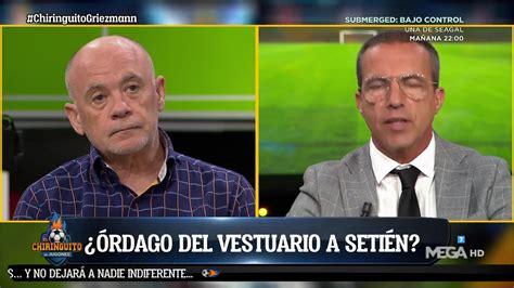 ️ ME BAJO DEL BARCO de QUIQUE...   El Chiringuito TV