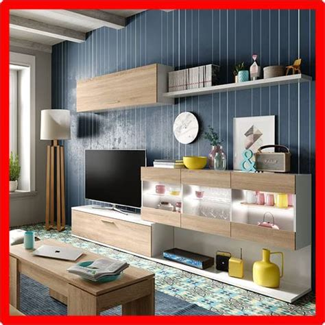 ≫ Muebles TV Carrefour  【Elige el Ideal para tu Salón】