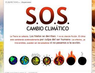 S.O.S. Cambio Climático | Aprendizaje Verde
