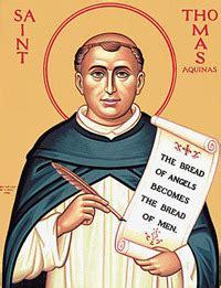 성 토마스 데 아퀴노 Thomas de Aquino, 또는 토마스 아퀴나스