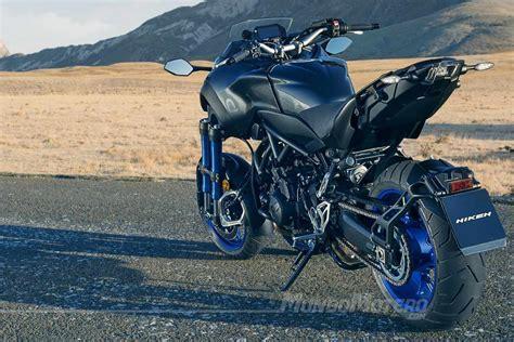 ️ Yamaha Niken 2018 Precio, Ficha Tecnica y Opiniones