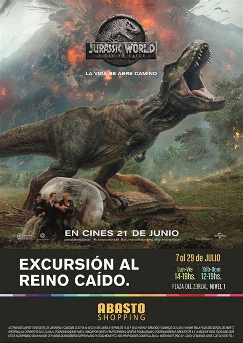 〖123Film〗 Ver Jurassic World: El reino caído Pelicula ...