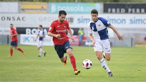 Sabadell i Olot es retroben per primer cop després de la ...