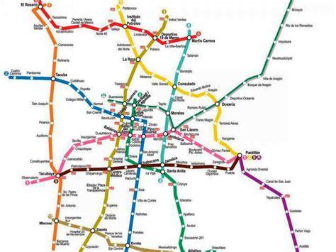 ¿Sabes cómo ver el mapa del Metro en Google Maps?