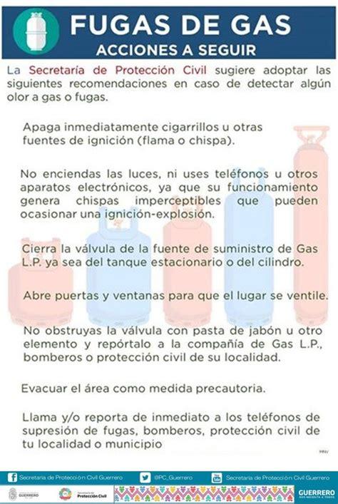 ¿Sabes qué hacer en caso de una fuga de gas en casa?