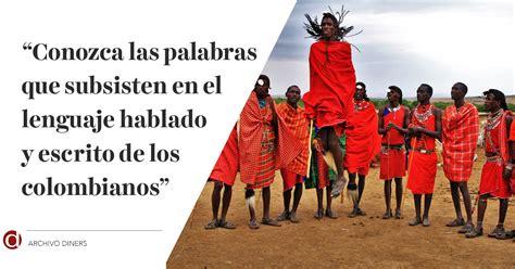 ¿Sabía que el español está lleno de palabras africanas?
