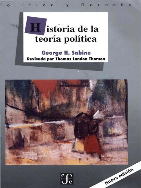 Sabine George_Maquiavelo_Historia de La Teoria Politica ...