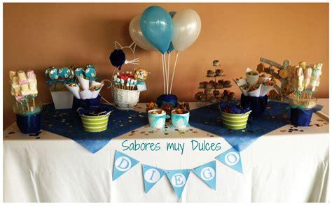Sabores muy Dulces: Mesa dulce de niño para comunión