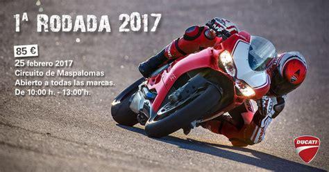 ¡Saca el piloto que llevas dentro! I Rodada 2017 Ducati ...