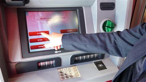 Sacar dinero sin tarjeta con el móvil   Banco Santander ...