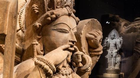 Sackler Gallery exhibit shows yoga s complex history   BBC ...