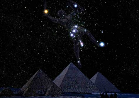 Sacred Allignment: The Constellation of Orion and ancient ...