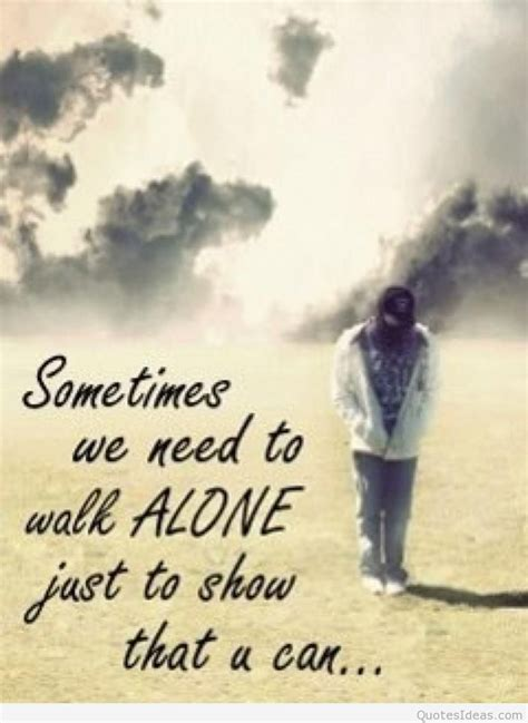 Sad alone quotes with images wallpapers hd