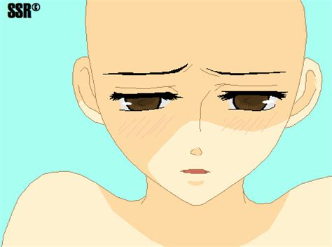 Sad base by Furipa93 on DeviantArt