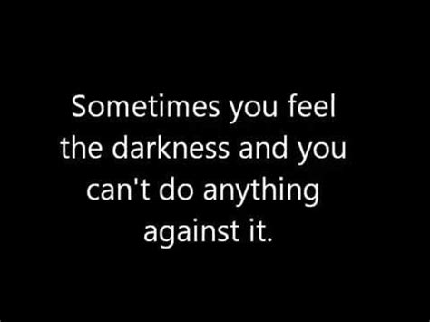 Sad or Depressing  Darkness  Quotes   YouTube