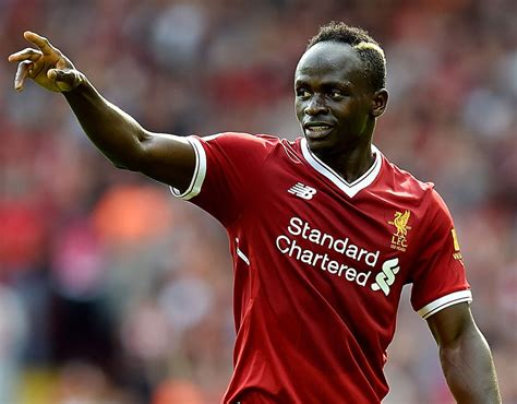 Sadio Mane injury: Liverpool fans fume at international ...