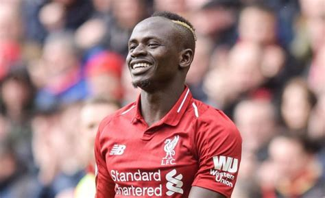 Sadio Mane injury: Liverpool forward misses training ...