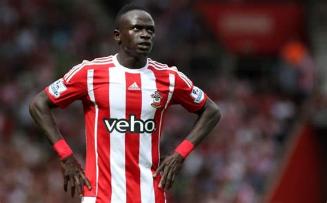 Sadio Mane: Liverpool announce five year deal for £30m striker