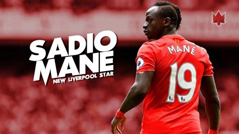Sadio Mane   Liverpool FC   Skills & Goals   2016/17 HD ...