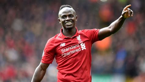 Sadio Mane Named Premier League Player of the Month for ...