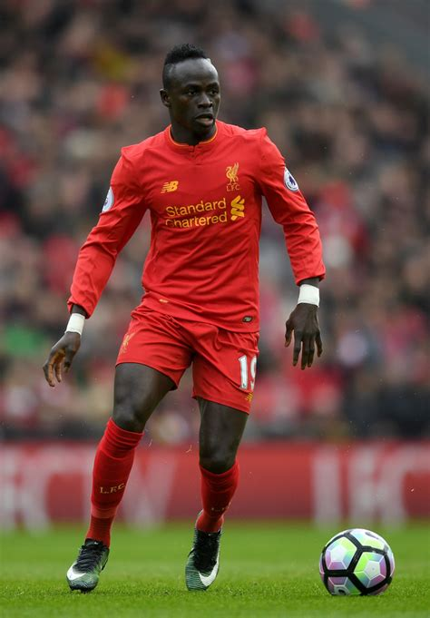Sadio Mane Photos Photos   Liverpool v Burnley   Premier ...
