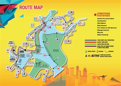 SAFRA Singapore Bay Run & Army Half Marathon 2014 ...