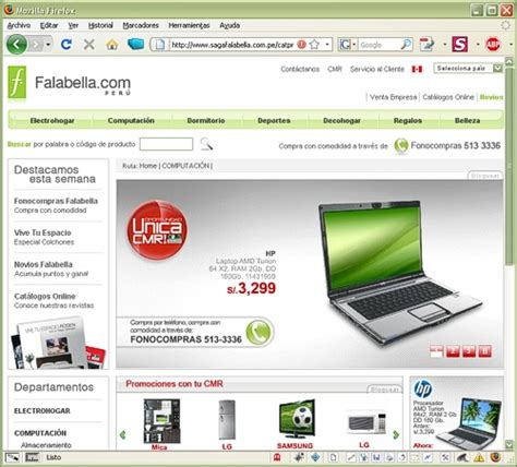 Saga Falabella Perú busca igualar ventas online de Chile ...
