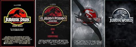 Saga Jurassic Park: Tras el estreno de la cuarta entrega ...