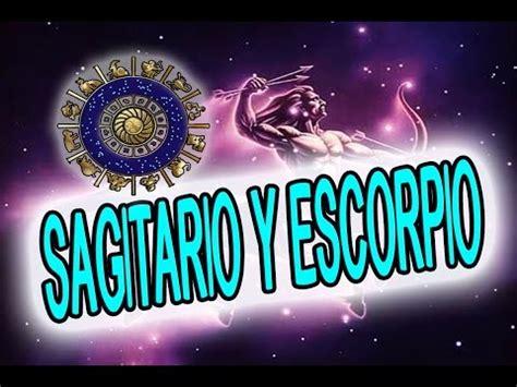 SAGITARIO Y ESCORPIO COMPATIBILIDAD EN EL AMOR 2019 ...
