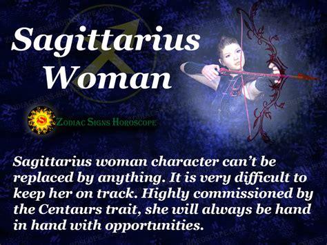 Sagittarius Woman: Personality Traits and Characteristics ...