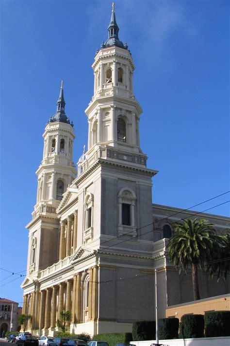 Saint Ignatius Church  San Francisco    Wikipedia